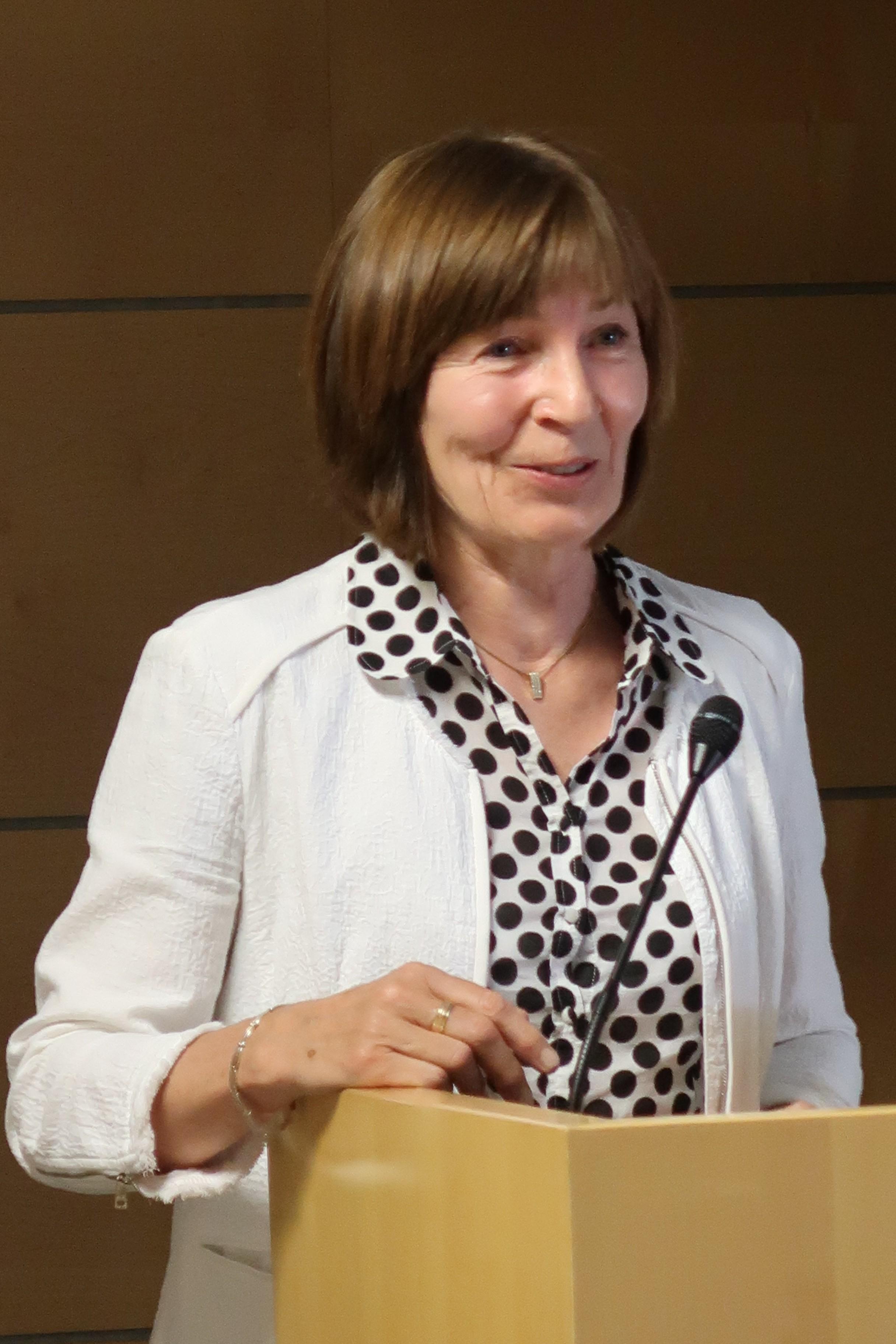 Dr. Darina Sedlakova, Urad Svetovne zdravstvene organizacije v Sloveniji