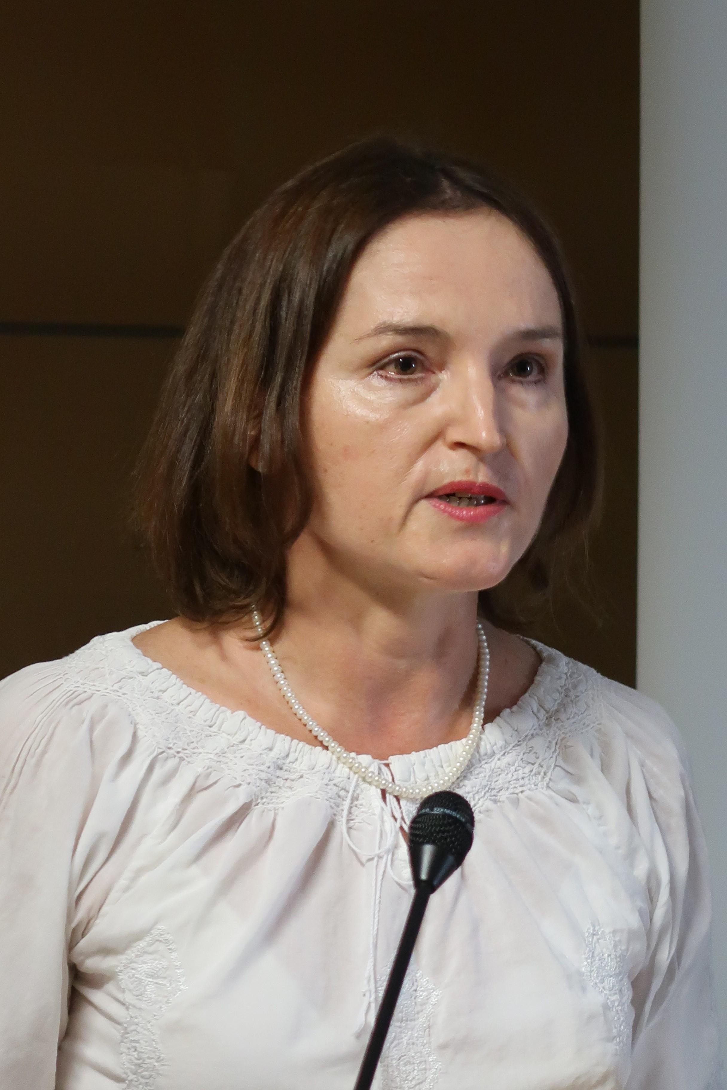 Prof. dr. Hana Ross, School of Economics, University of Cape Town